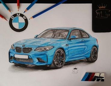 Bmw-x3-3-0i-mt - Srbija: BMW M2Prodaja kvalitetnih printova originalno radjenog crteza sa