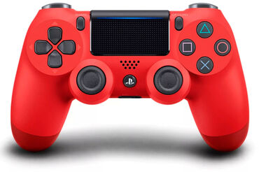 sony mhc gn100d в Кыргызстан: Аксессуары и консоли Sony PS 4 Геймпад Sony DualShock Red v2