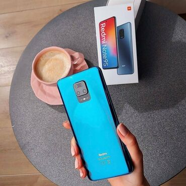 Новый Xiaomi Redmi Note 9S