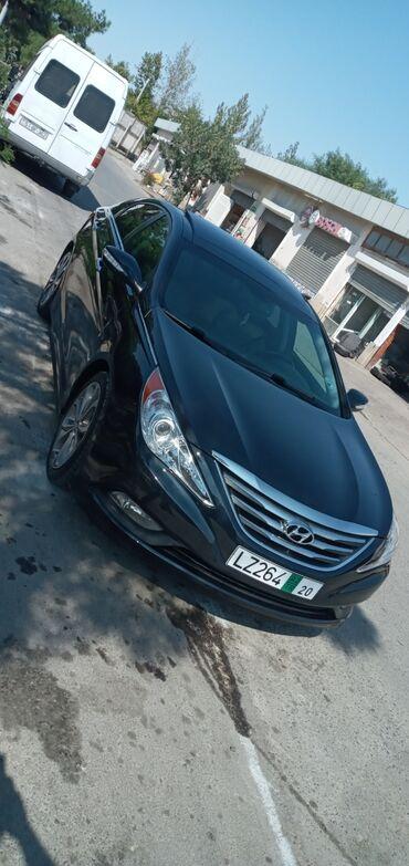 Nəqliyyat - Şirvan: Hyundai Sonata 2 l. 2014   85109 km