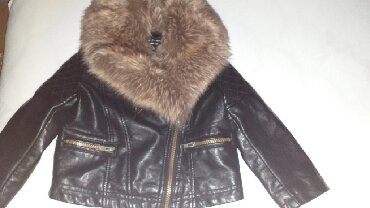 Dečije jakne i kaputi | Mladenovac: Postavljena jakna za devojcice.Velicina 2-3godine