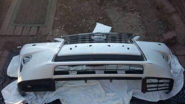 Бампер передний Задний Lexus RX350/450H(AL10) 2012-15