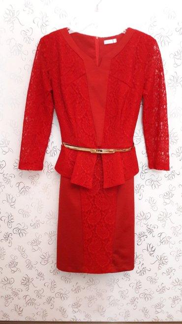 Продаю платье. производство Турция. размер 38. 1000 сом. в Бишкек