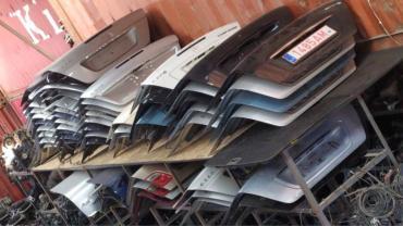 Большой выбор крышки багажника седан в Бишкек