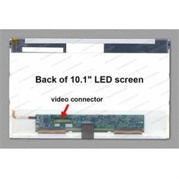 netbook baku - Azərbaycan: 10.1 led ekran, tezedi, 40 pindi, netbook ekranidi