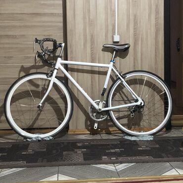 велосипед-3-в-1 в Кыргызстан: СРОЧНО!!! Шоссейный велосипед1.Состояние отличное2.Рама не ржавеет