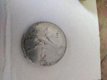 Stari novčić ovo je Aukcija početna cena je 500Evra godina 1977