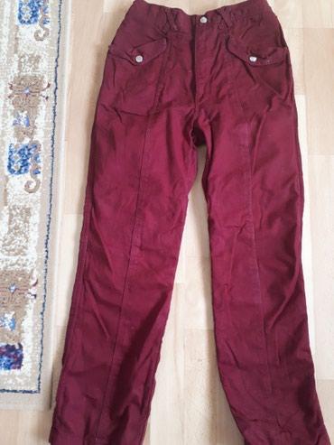 Pantalone postavljene za devojcice 152 vel. - Jagodina