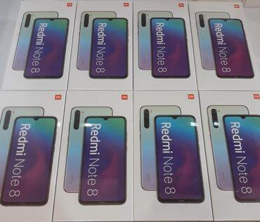 Yeni Xiaomi Redmi Note 8 64 GB Göy