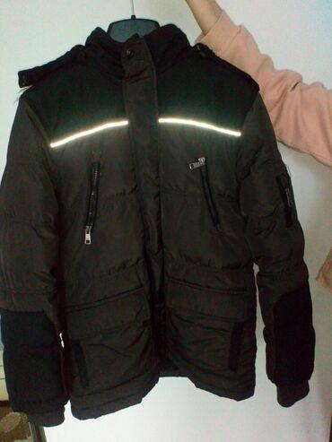 Dečija odeća i obuća - Nova Pazova: Jakna za decake, velicina 12-14, bez ostecenja
