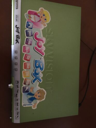 Konzole - Srbija: JoyBox konzola za decu