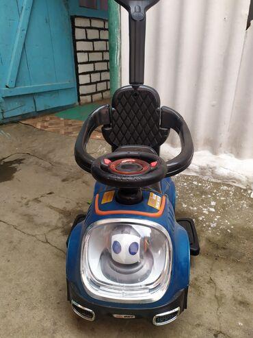 Детский мир - Бактуу-Долоноту: Продам машинку толокар.катались на улице всего один раз,состояние