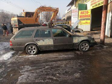 бампер передний мерседес 124 в Кыргызстан: Куплю передний бампер на Мерседес 124