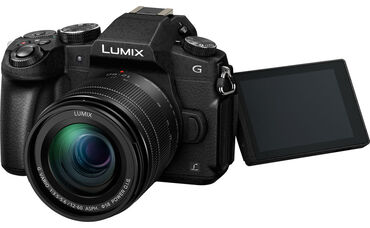 фотоаппарат canon 10d в Кыргызстан: Lumix g85 +линза 12-60 Брал под проект, но за время карантина предложе