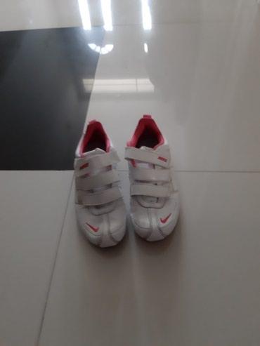 Patike Nike br.37.5 kao nove neostecene koza - Backa Palanka - slika 5