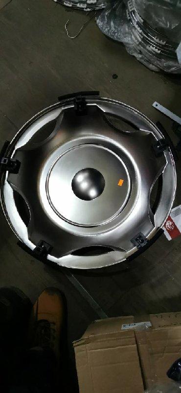 Колпаки хром метал, нержавейка, размеры 17'5 19'5 22'5 колеса