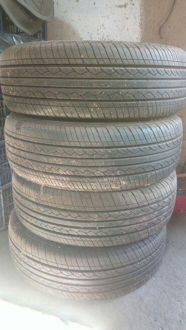 сколько стоит шины в Кыргызстан: R15 175/55 Летние шины отличное состояние