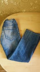 джинсы б. у. в отличном состоянии 7-10лет в Лебединовка