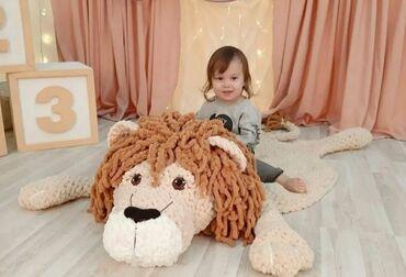 Детки и плюшевые коврики созданы друг для друга!!! Супермягкий коврик-