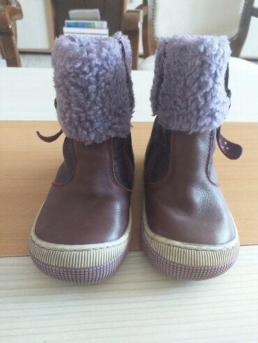 Cizme za sneg - Srbija: Kozne cizme sa anatomskim uloskom.Proizvodjac Pavle.Ne propustaju