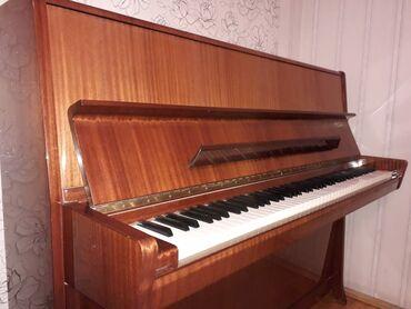 Bakida Petrof piano satilir.Catdirilma ilə