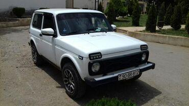 İşlənmiş Avtomobillər Yardımlıda: VAZ (LADA) 4x4 Niva 1.7 l. 2008 | 120000 km