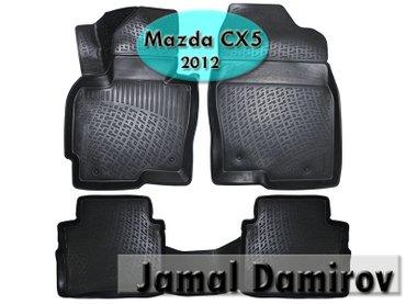 Bakı şəhərində Mazda cx-5 2012 üçün poliuretan ayaqaltilar.