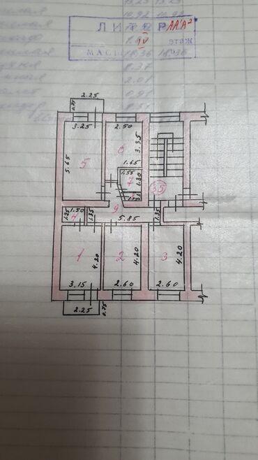 акустические системы 4 1 в Кыргызстан: Продается квартира: 4 комнаты, 75 кв. м