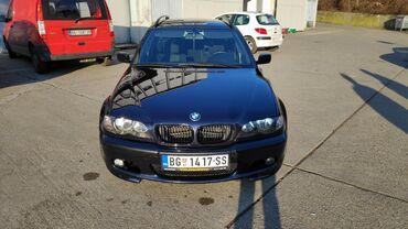 BMW 320 2 l. 2004 | 280000 km