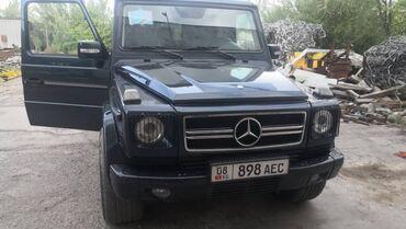 Mercedes-Benz G 400 4 л. 2004 | 245000 км