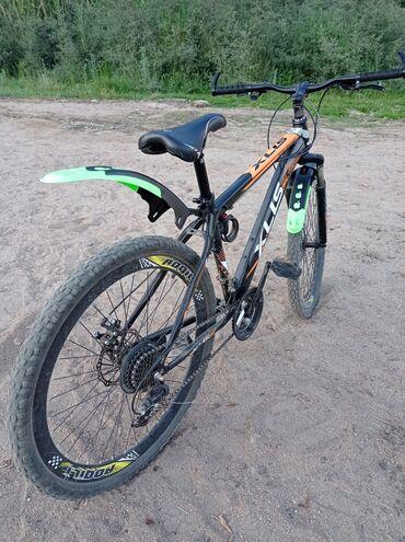 Спорт и хобби - Бактуу-Долоноту: Скоростной велосипед состояние отличное