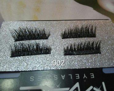 магнитные накладные ресницы mac eyelashes в розницу и оптом в Душанбе