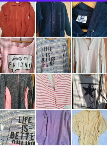 Ženska odeća | Vranje: Paket kvalitetnih stvari za proleće, 10 kom sve za 3200, vel XL-2