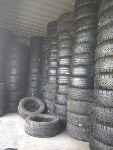 Продаю б/у шины, продаю летние шины, в Бишкек
