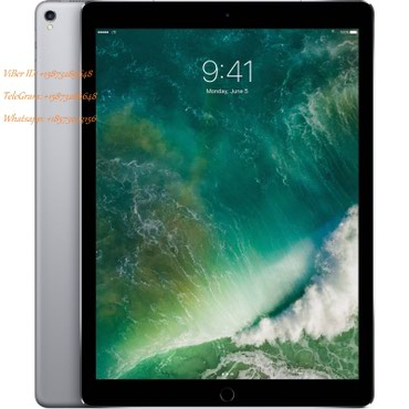 Apple iPad Pro 2nd Gen. 256GB, Wi-Fi, 12.9in - Space Gray в Душанбе
