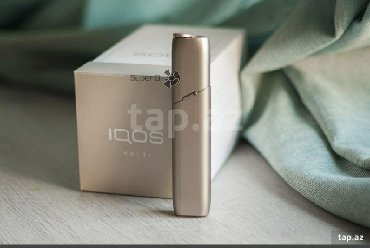 Iqos 3 multi gold