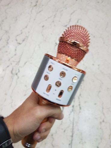 kulub satilir - Azərbaycan: Ws 858 blitus mikrafon ses deyisme yazma var kart flas gedir radyo var