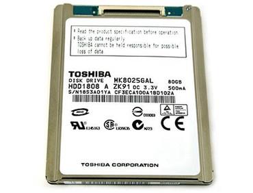 жесткий диск внешний toshiba 1 tb в Кыргызстан: Продам жесткий диск Toshiba 1.8 дюйма  80Гб PATA / ATA toshiba