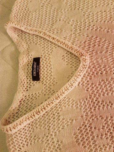 Pletena jaknica - Srbija: Pletena bluza