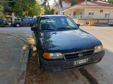 Opel Astra 1.6 l. 1996 | 116000 km