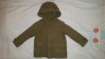 Куртка -парка Zara, на мальчика 1.5 - 2.5 в Бишкек
