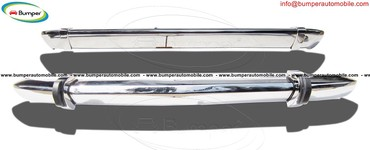 BMW 2002 year (1968-1971) bumper stainless steel in Amargadhi