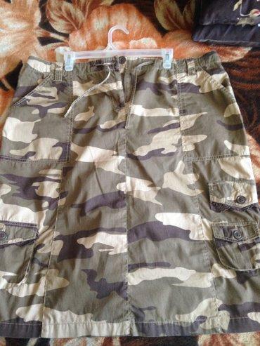 сумочку женскую в Кыргызстан: Продаю новую женскую юбочку,камуфляжного окраса,размер 54-56 Цена 250