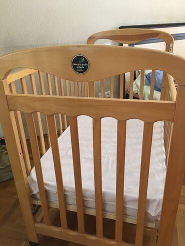 Продаю детскую кроватку в хорошем состоянии. Кровать просторная, имеет
