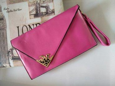 Новый клатч / сумка ягодного цвета в Бишкек