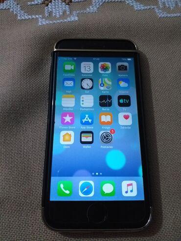 Cipele bez - Srbija: Polovni iPhone 6 64 GB Tamno-siva (Space Grey)