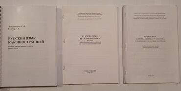 Rus dilinə aid elemantar səviyyə üçün yararlı ola biləcək kitablar
