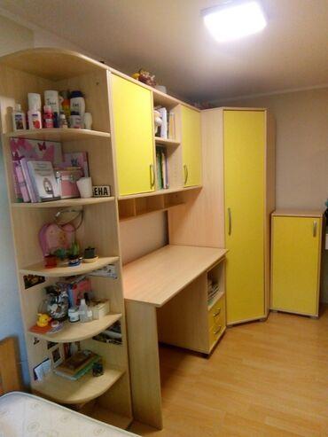 Decije sobe - Srbija: Komplet decija soba u odlicnom stanju, 27000 din