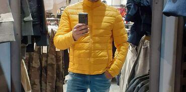 Muska brendirana jakna - Srbija: Muska jakna