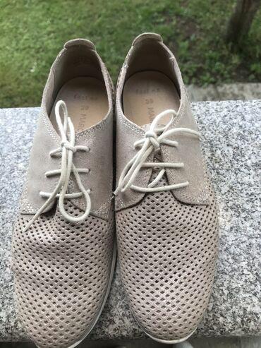 """Kožne cipele""""Marko Tozzi"""" broj 39, jako malo nošene, kao nove su"""